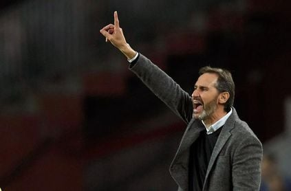 Vicente Moreno dice que el Mallorca va ?con ilusión? a Zamora