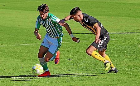 San Roque de Lepe 1-0 Betis Deportivo: Abeledo, verdugo del filial bético.
