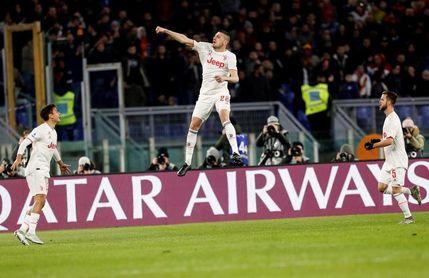 AS Roma vs. Juventus - Reporte del Partido - 12 enero, 2020