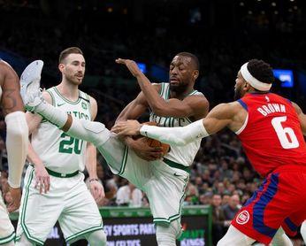 103-116. Doumbouya dirige el ataque de los Pistons, que rompen mala racha