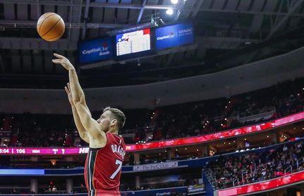 106-100. Nunn devuelve a los Heat al subliderato de su Conferencia tras ganar a los Spurs