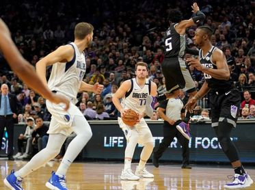 123-127. Doncic consigue otro triple-doble en victoria de los Mavericks
