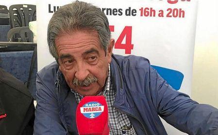 """Revilla sale en defensa de Setién: """"No entiendo por qué le pitaban en el Betis"""""""