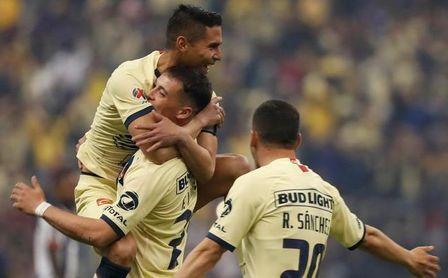 El América, quejoso por la partida del argentino Rodríguez, recibe a Tigres