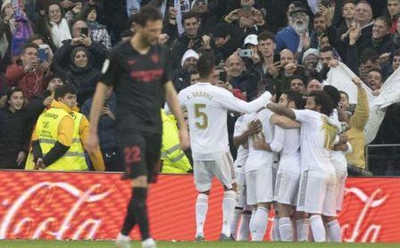 Real Madrid 2-1 Sevilla FC: El mismo final con mil guiones diferentes