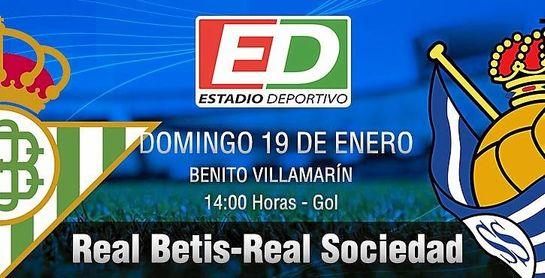 Real Betis-Real Sociedad: Que el esfuerzo merezca la pena