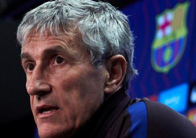 """Setién: """"¿Descanso para Messi? Si quiero algo de él, trataré de convencerle"""""""