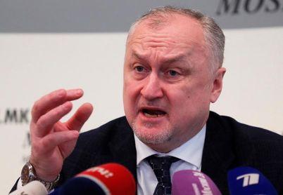El jefe de la RUSADA dice que se esperaba la suspensión del Laboratorio de Moscú