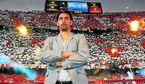 El gran reto de Escudé en su vuelta a Sevilla