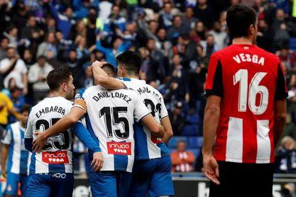 1-1. Espanyol y Athletic sellan un empate agridulce