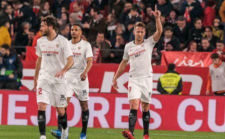 """De Jong: """"No sé si ha sido mi mejor partido"""""""