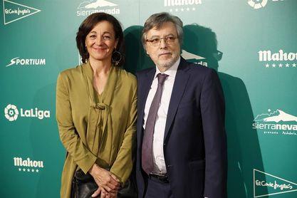 Blanca Fernández Ochoa y Mari Carmen Izquierdo, homenajeadas por la APDM