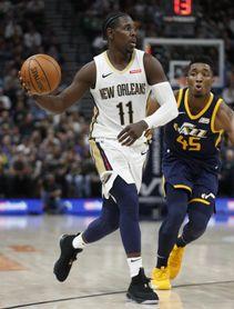 111-125. Holiday lidera la victoria de los Pelicans