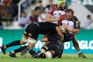 Jaguares venció a Lions en su estreno de la nueva edición del Super Rugby