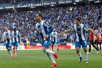 Raúl de Tomás y un penalti que le costó al Espanyol medio millón de euros