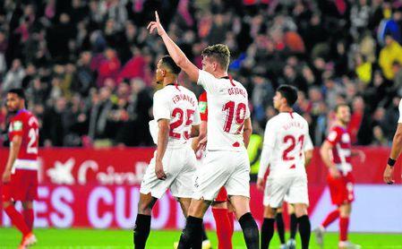 El xG y qué dice del Sevilla