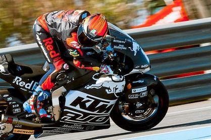 Finalizan los tests privados de Moto2 y Moto3 en Jerez