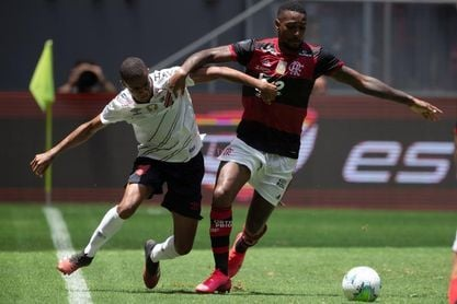 3-0. El Flamengo vence al Atlético Paranaense y gana su primer título de 2020