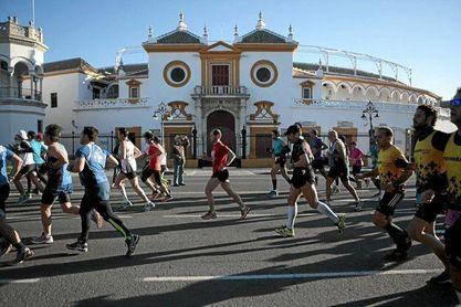 La cuenta atrás para el Zúrich Maratón de Sevilla