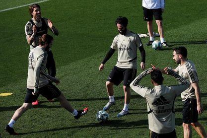 El Real Madrid inicia su semana de trabajo sin Asensio ni Mariano