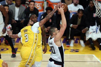 Lakers y Clippers jugarán el 9 de abril el partido aplazado por la muerte de Bryant