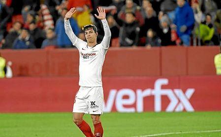 El Sevilla ha notado la baja de Óliver.