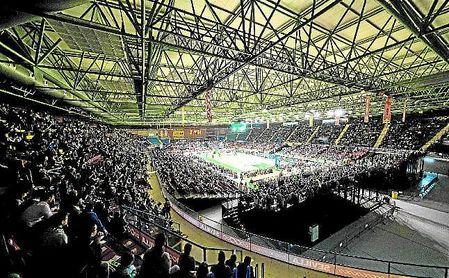La afición sevillana ha completado grandes entradas en San Pablo, en la presente temporada.