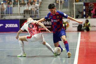 3-2. Daniel lanza al Barça a la final
