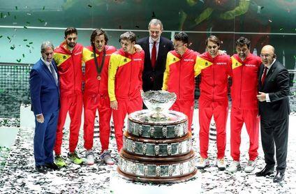 España, primer cabeza de serie en el sorteo de la Copa Davis