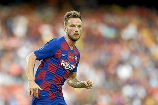 Rakitic está decidido a dejar el FC Barcelona este verano.