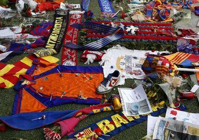 La llama del mito de Cruyff sigue viva en el cuarto año de su adiós