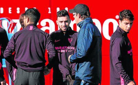 Munir no cuenta para Lopetegui desde el partido ante el Mirandés.
