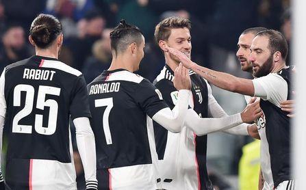 El Juventus se divide entre Europa y Suramérica con futuro Serie A en el aire