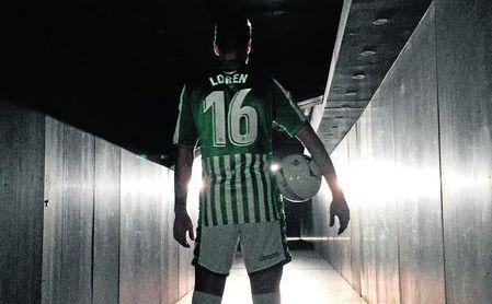 Los goles de Loren Morón (11 entre los nueve de LaLiga y los dos de la Copa del Rey) iluminan al Betis.