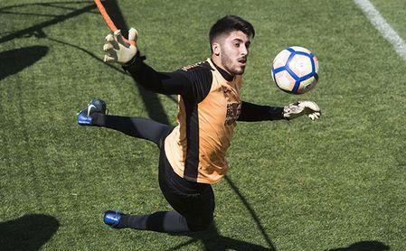 Rui Silva, con contrato hasta 2021, no tiene intención de regresar a Portugal por el momento.