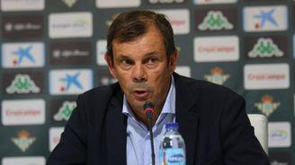 Imagen del director deportivo del Coosur Betis, Juanma Rodríguez.