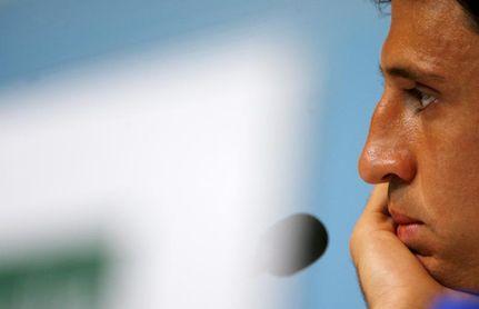 """Crespo: """"Es muy difícil ser Messi"""""""