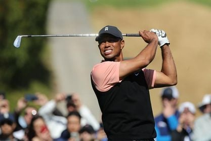 Tiger Woods reivindica que estaba listo para defender el título de Augusta