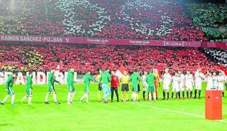El partido con más pasión de LaLiga, el derbi sevillano Sevilla F.C. - Real Betis.