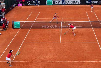 Tenis y pádel solicitan poder jugar dobles en la fase 2