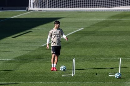 """Asensio: """"La rodilla está respondiendo bien"""""""