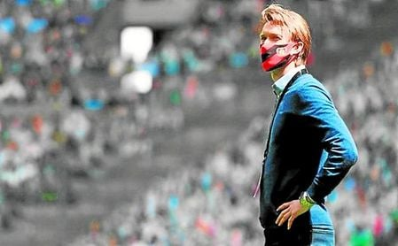 Simon Rolfes, director deportivo del Bayer Leverkusen, valoró la etapa de Guardado en Alemania.