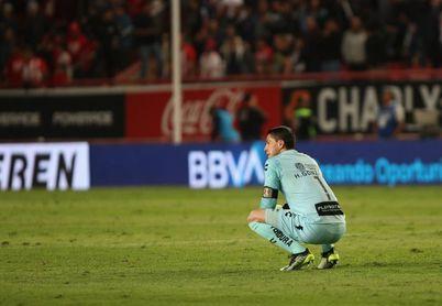 El Monterrey, campeón de México, anuncia regreso del guardameta Hugo González
