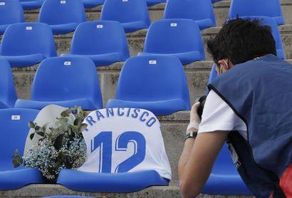 El Leganés recuerda a sus socios fallecidos durante la pandemia