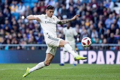 El Valladolid y el Real Madrid acuerdan el traspaso de Javi Sánchez