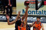 74-90. Un despiste obliga al Valencia a un arreón final para doblegar Andorra