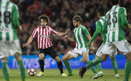 Beñat será agente libre en el próximo mercado y asegura que no le importaría volver a cambiar el rojo por el verde.