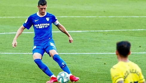Escudero cree que el Sevilla mereció más