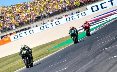 El circuito italiano de Misano alberga los primeros entrenamientos