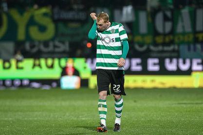 Mathieu anticipa su retirada del fútbol tras lesionarse hoy de gravedad